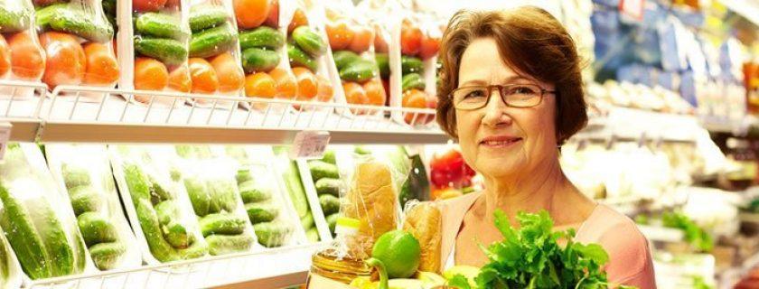 Pirâmide alimentar para idosos Alimentação saudável