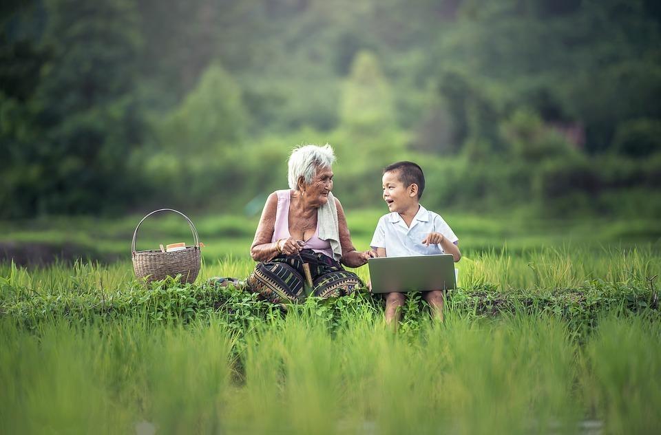 Os desafios do envelhecimento
