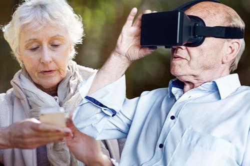Terceira idade e tecnologia combinam, sim
